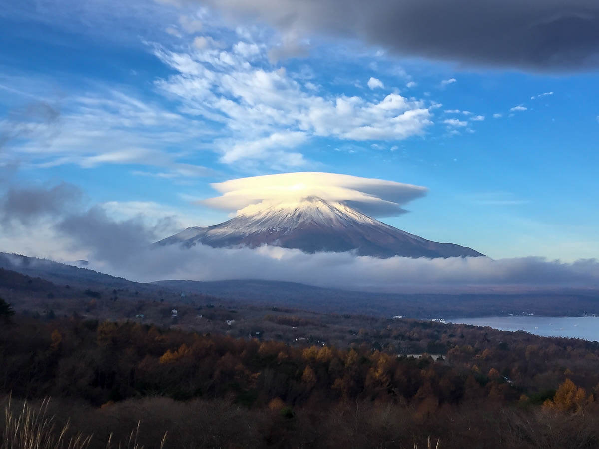 Ascension du Mont Fuji