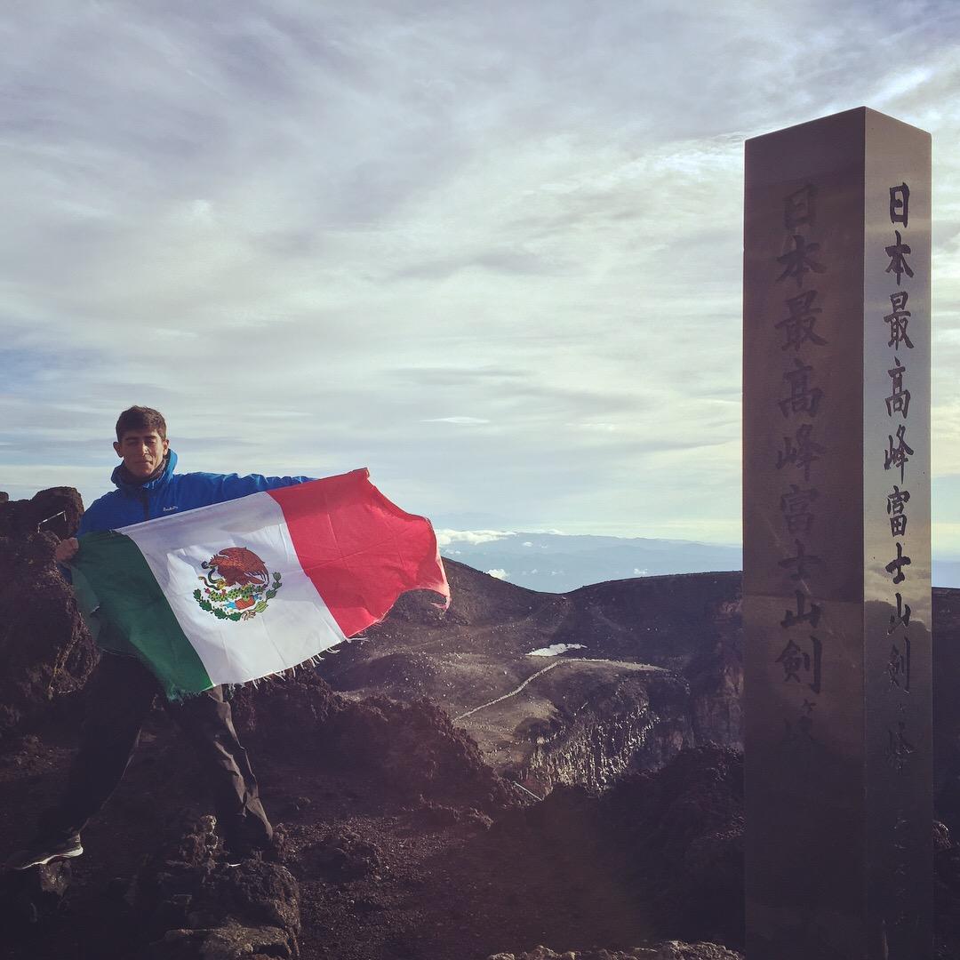 Mexique au sommet - 3776D