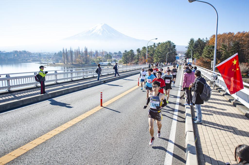 3776D - Fujisan Marathon