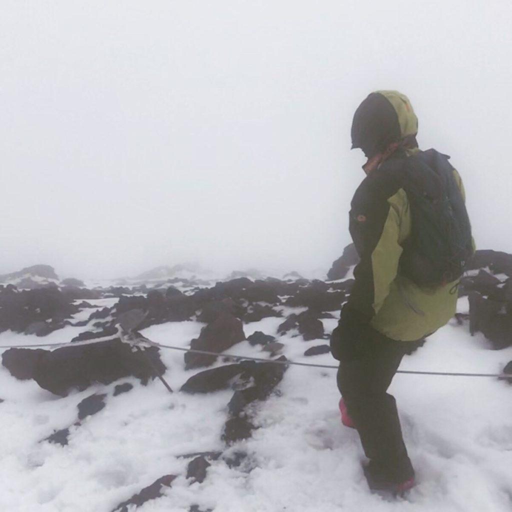 Mount Fuji Ascent 3776D