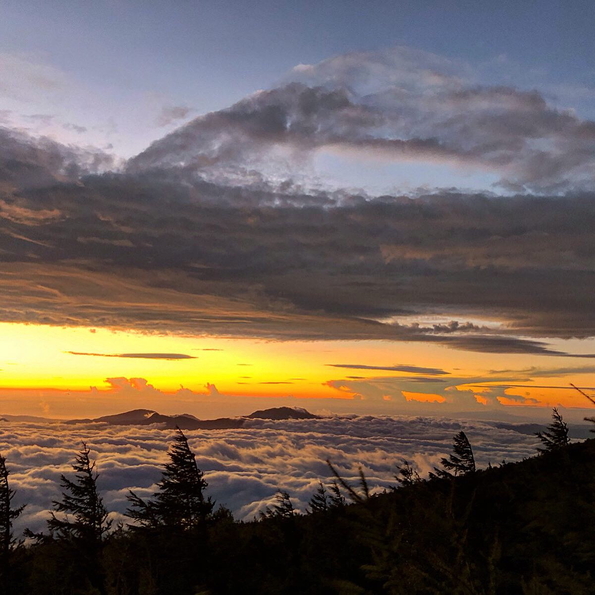 Mount Fuji Sunrise 3776D