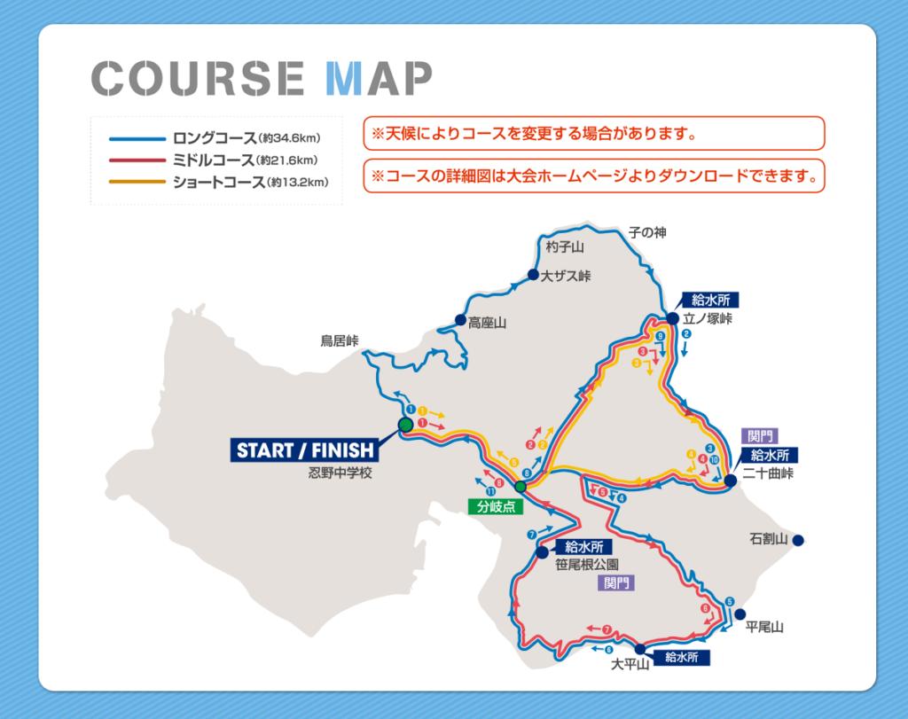 Fuji Oshino Kogen Trail 3776D