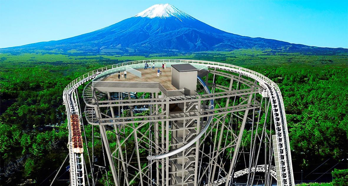 Fujiyama Tower 1 - 3776D